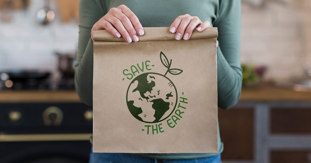 eco-friendly biodegradable bags